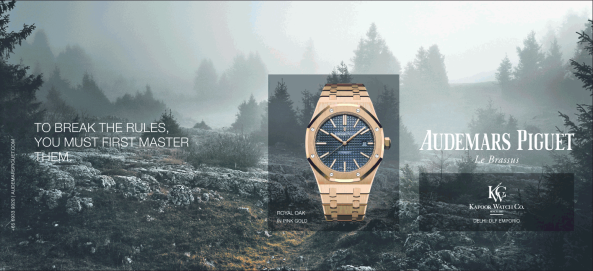 audemars-piguet-to-break-the-rules-you-must-first-master-ad-times-of-india-chandigarh-16-11-2017